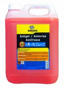 RED ANTIFREEZE/ANTIGEL  5L
