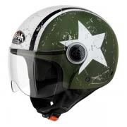 COMPACT SHIELD GREEN MATT