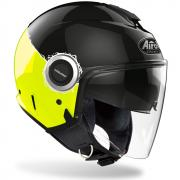 HELIOS FLUO BLACK/YELLOW GLOSS